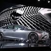 レクサスLS新型(デトロイトモーターショー2017) (c) Getty Images