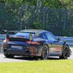 ポルシェ 911 GT3 RS 4.2 スクープ写真
