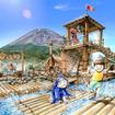 遊園地・ぐりんぱ、水上アスレチック「カッパ大作戦」7/30オープン