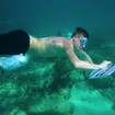 新しいマリンスポーツ!? 海中を自由自在に泳る「Subwing」が超気持ちよさそう