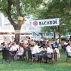 BACARDI MIDPARK CAFE(バカルディ ミッドパーク カフェ)昨年の様子