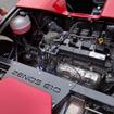 フォードの直噴4気筒2.0lエンジンをミッドシップ。