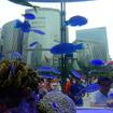 14トンの大型水槽が銀座に出現する『Sony Aquarium』(東京・銀座ソニービル、7月15日~8月28日)