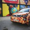 BMW i3 のスパゲッティカー