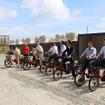 八丈島 サイクルシェアリング