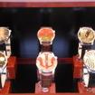サンユーが製作販売する越前絵巻のウルトラマン時計