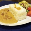 GRILL & WINE GENIE'S TOKYO「夏野菜ダムカレー 」