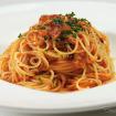 40 ピリッと辛味のきいたトマトソースのフェデリーニ(サバティーニ ディ フィレンツェ大丸東京店)