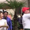 長友佑都、カトパンとイタリアで共演…アサヒ オフ新テレビCM