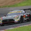 決勝4位の#11 メルセデスAMG-GT3。