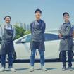 左から、バリスタ・トレーナー/藤岡響氏、ロースター/山本健太氏、QCマネージャー/ケビン・サクストン氏