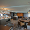 36階以上のワンランク上のプレミアムカテゴリー「クラブフロア」。その専用ラウンジ「シェラトンクラブ」(フェニックス・シーガイア・リゾート、8月1日公開)