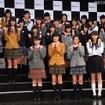 欅坂46【写真:竹内みちまろ】