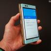 NFC対応のAndroidスマホとユーザーデータの伝送が簡単にできるタップ&ゴー機能