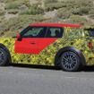 BMW MINI クロスオーバースクープ写真