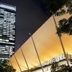 東京駅グランルーフ ライトアップ