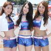 鈴鹿8時間耐久ロードレース2016『NCXX RACING レースクイーン』
