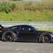 ポルシェ 911 GT2 RSスクープ写真