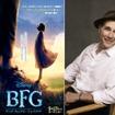 マーク・ライランス/『BFG:ビッグ・フレンドリー・ジャイアント』(C)2016 Storyteller Distribution Co., LLC. All Rights Reserved.
