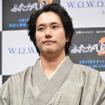 松山ケンイチ「連続ドラマW ふたがしら2」第1話完成試写会