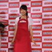 雪見もちもちカフェオープニングイベントで女優の土屋太鳳が1日店長に(2016年9月12日)