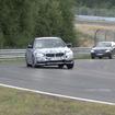 BMW 5シリーズ ツーリングスクープ写真
