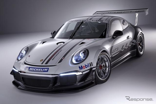 現行ポルシェ 911 GT3カップ
