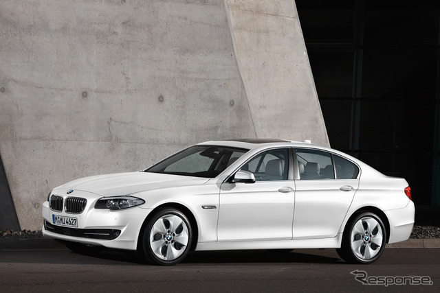 現行BMW 5シリーズセダン