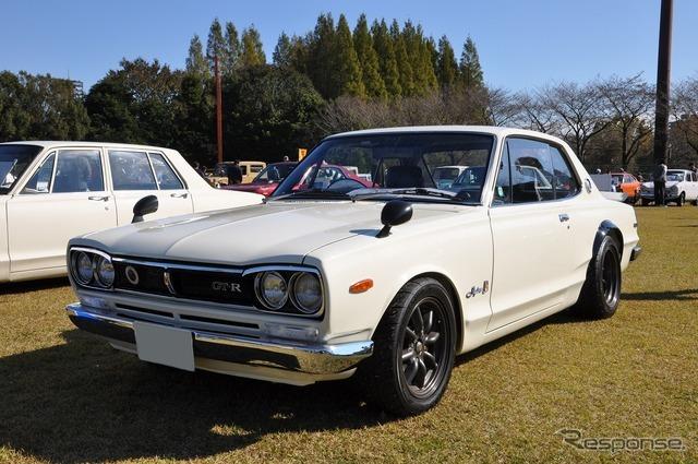 1972年 スカイライン HT 2000 GT-R