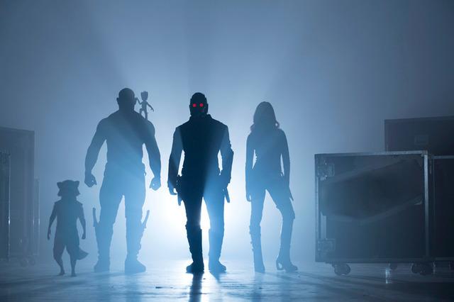 『ガーディアンズ・オブ・ギャラクシー:リミックス』(C)Marvel Studios 2016