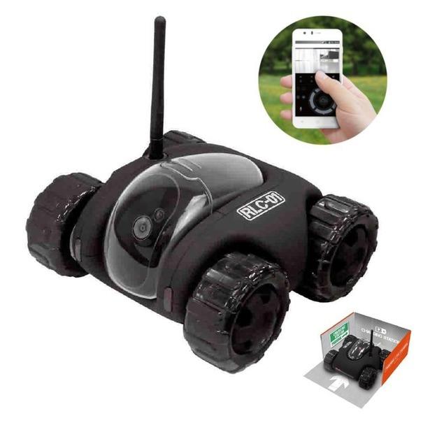 スマホで操作できる走るカメラ「ランニングライブカメラ」発売