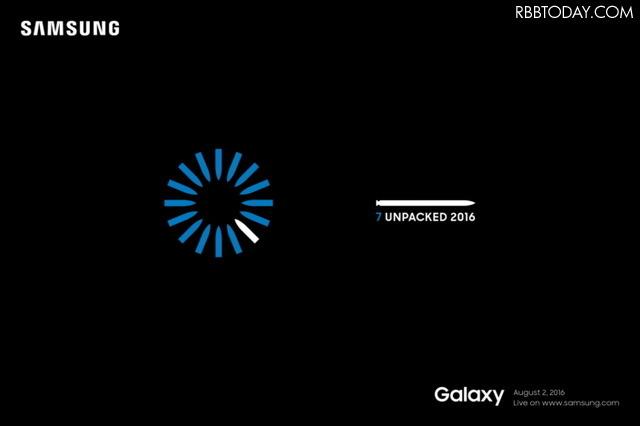 サムスン、次期Noteシリーズは「Galaxy Note 7」に!8月2日に発表へ