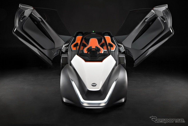 日産 ブレード グライダー のプロトタイプ