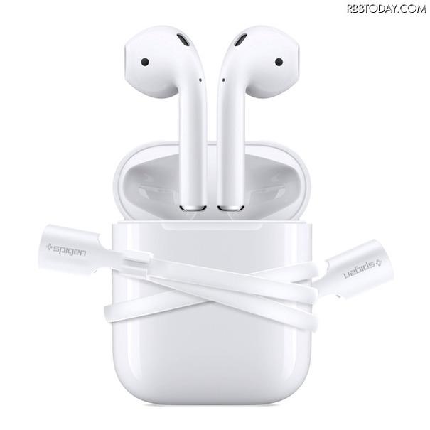 やっぱり出た!? Apple「AirPods」の落下防止ストラップが9.99米ドルで登場