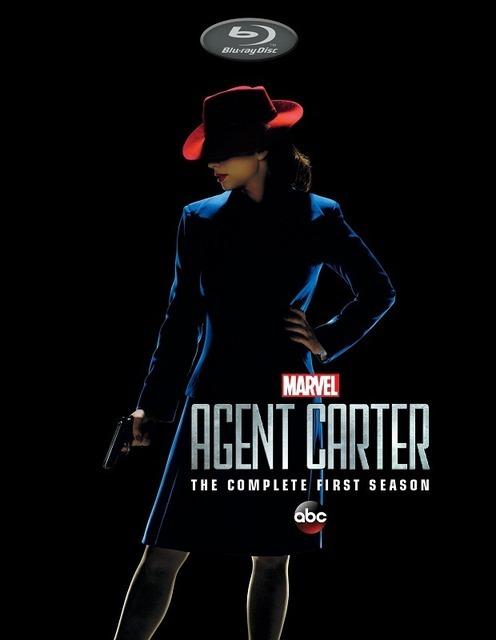 「エージェント・カーター」 (C)2016 MARVEL & ABC Studios.