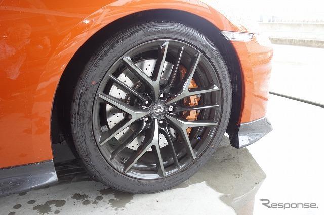 日産 GT-R 2017モデル