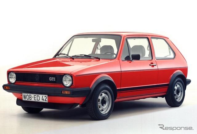 VW ゴルフGTI 初代