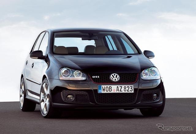 VW ゴルフGTI 5代目