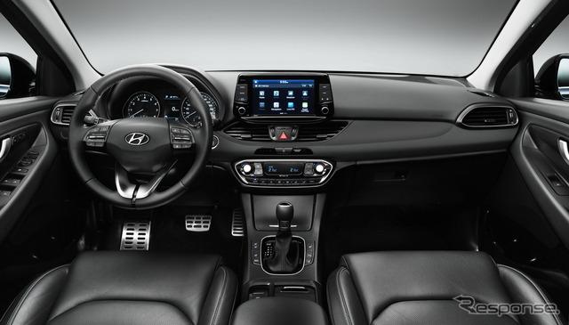 ヒュンダイ i30 新型