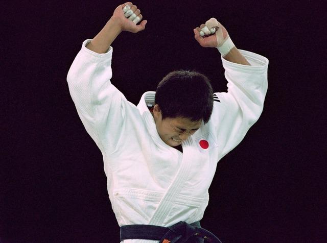 野村忠宏 参考画像(2000年9月17日)