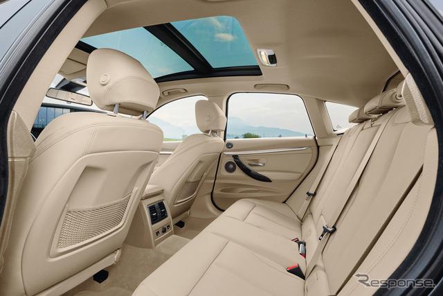 BMW 3シリーズ グラン ツーリスモ