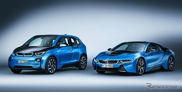 BMW i3/i8