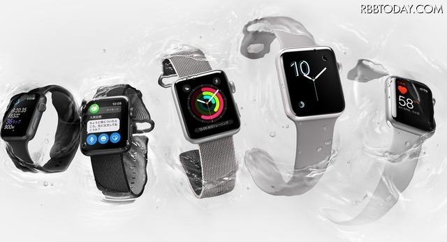 【Apple Watch Series 2レビュー Vol.1】GPSの搭載でたしかに進化! アクティブ志向なユーザー待望のウェアラブルに