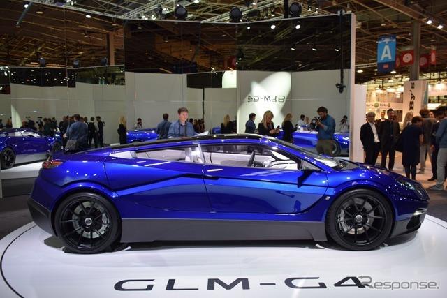 GLM G4(パリモーターショー16)