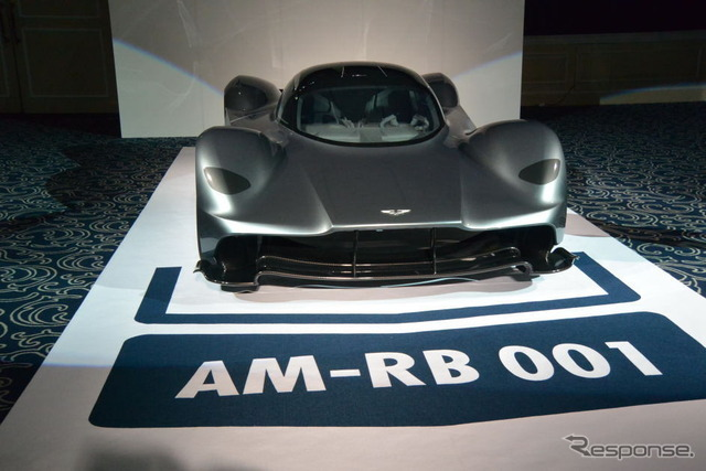 アストンマーティン AM-RB 001