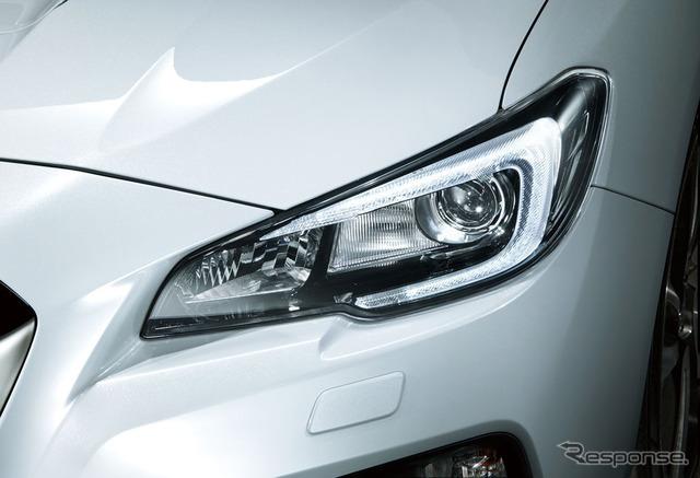 スバル レヴォーグ 1.6GT EyeSight スマートエディション LEDロービームヘッドランプ(ブラックベゼル)
