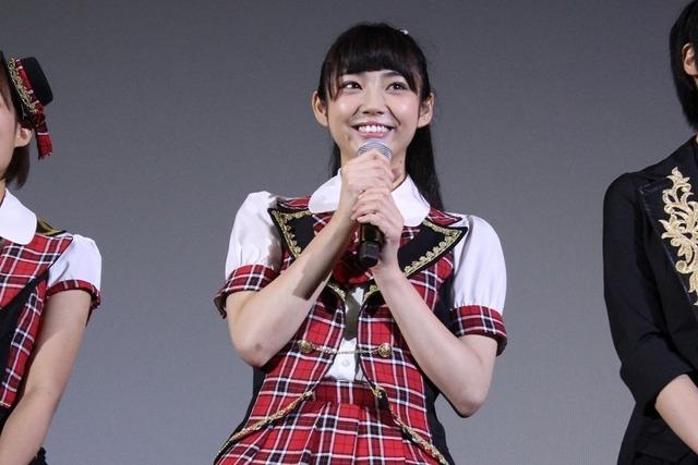 山谷花純「真ん中に立つのは今回初めて」…映画『シンデレラゲーム』舞台挨拶