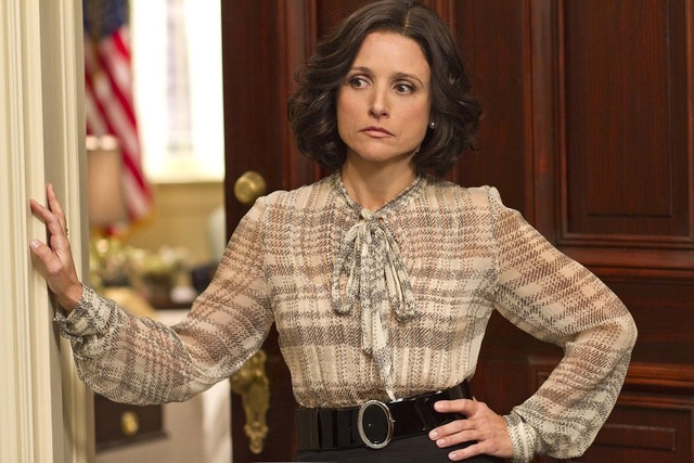 「Veep/ヴィープ」(C)2016 Home Box Office, Inc. All rights reserved. HBO(R) and all related programs are the property of Home Box Office, Inc.(C)2016 Home Box Office, Inc. All rights reserved. Cinemax(R) and related channels and service marks are the property of Home Box Office, Inc.