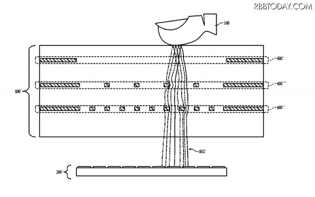Apple、iPhone 8でホームボタン撤廃? ディスプレイ上から指紋を読み取る特許を取得