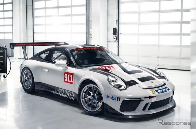ポルシェ911 GT3 カップ 改良新型